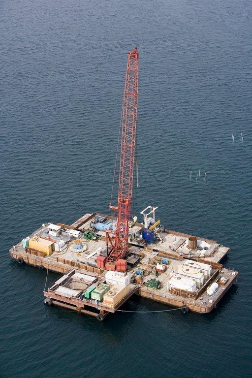 Lake Michigan Marine Construction